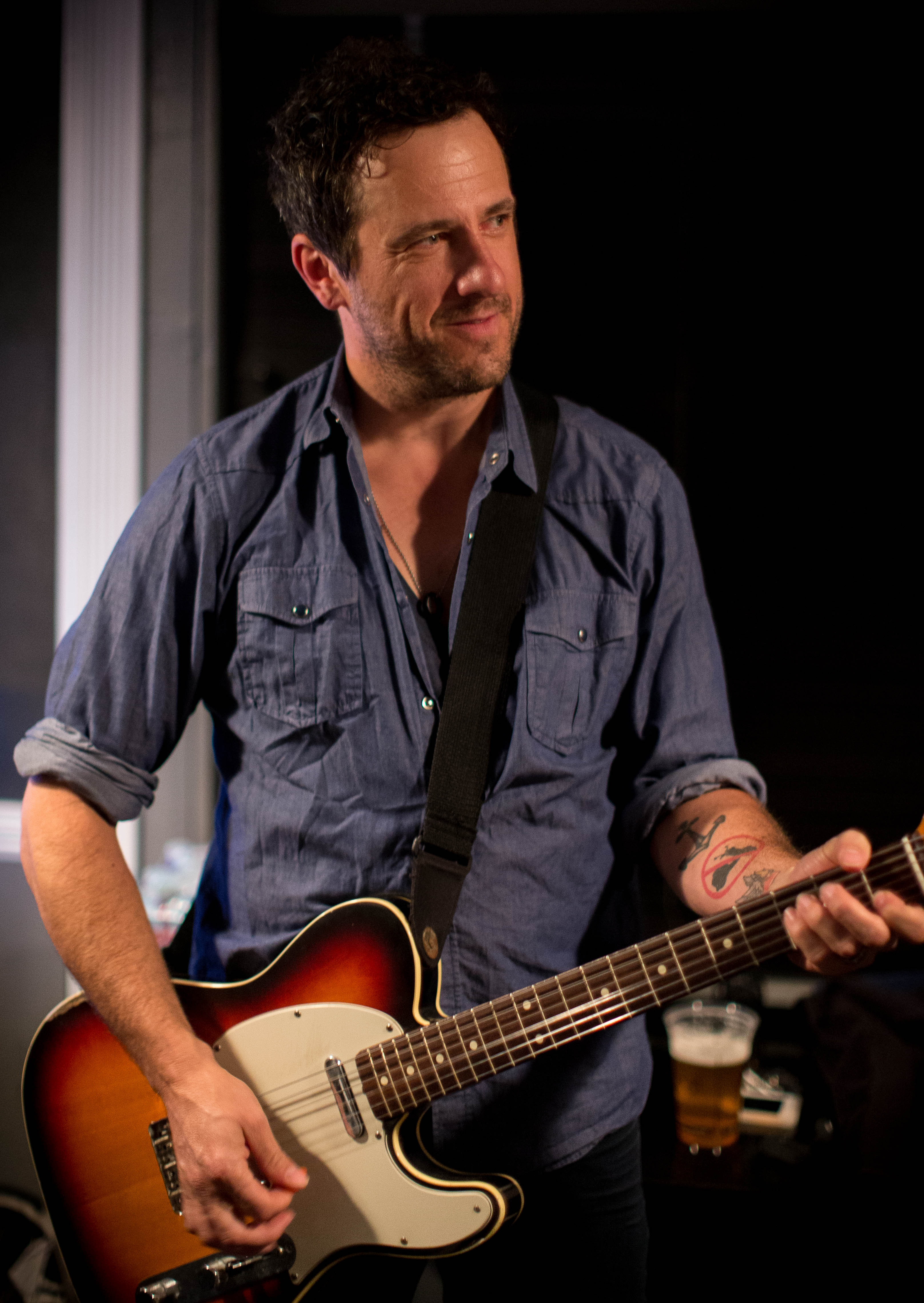 Will Hoge on Breaking Down Country Doors With \'Small Town Dreams ...