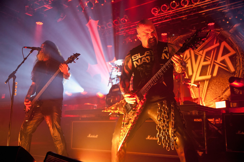 Watch Slayer Confirm Rockstar Mayhem Festival Gig in New Video