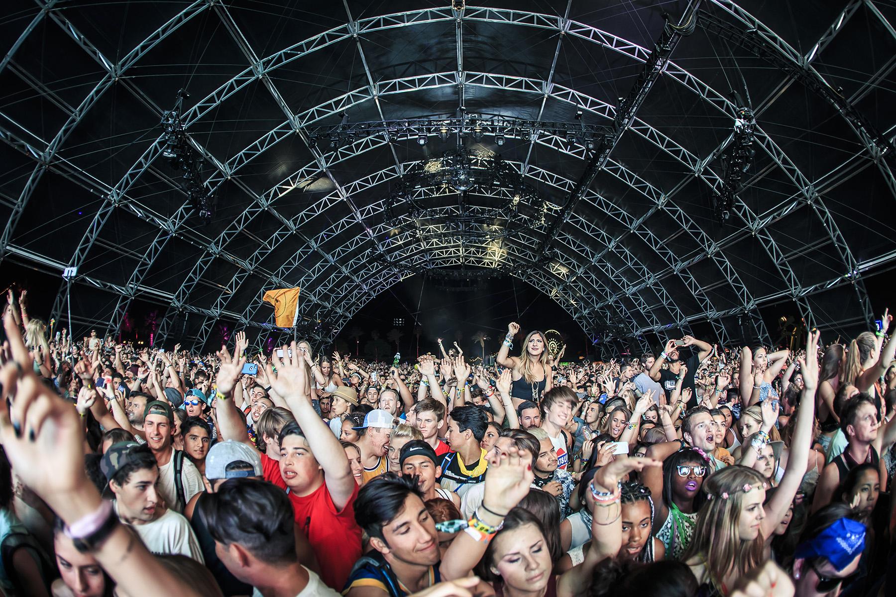 3f8fbc5604 40 Best Things We Saw at Coachella 2015 – Rolling Stone