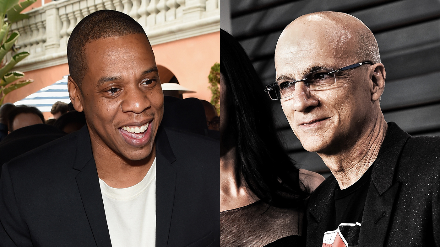The 5 Most Powerful People in Streaming Music