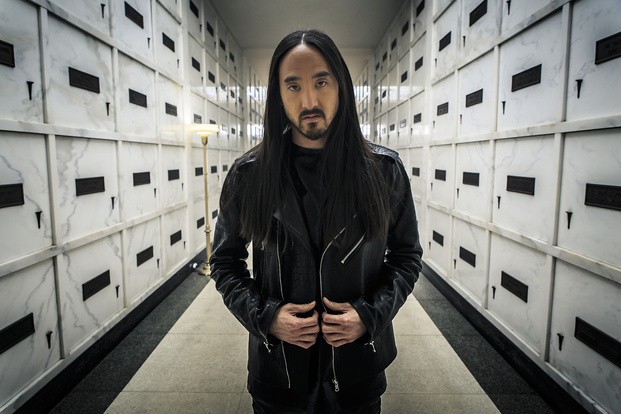 See Steve Aoki Face the Apocalypse in Wild 'Darker Than Blood' Video Shoot