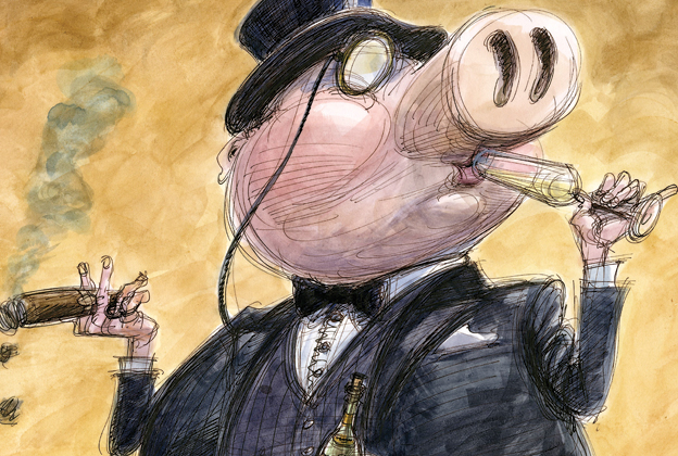 Secrets and Lies of the Bailout