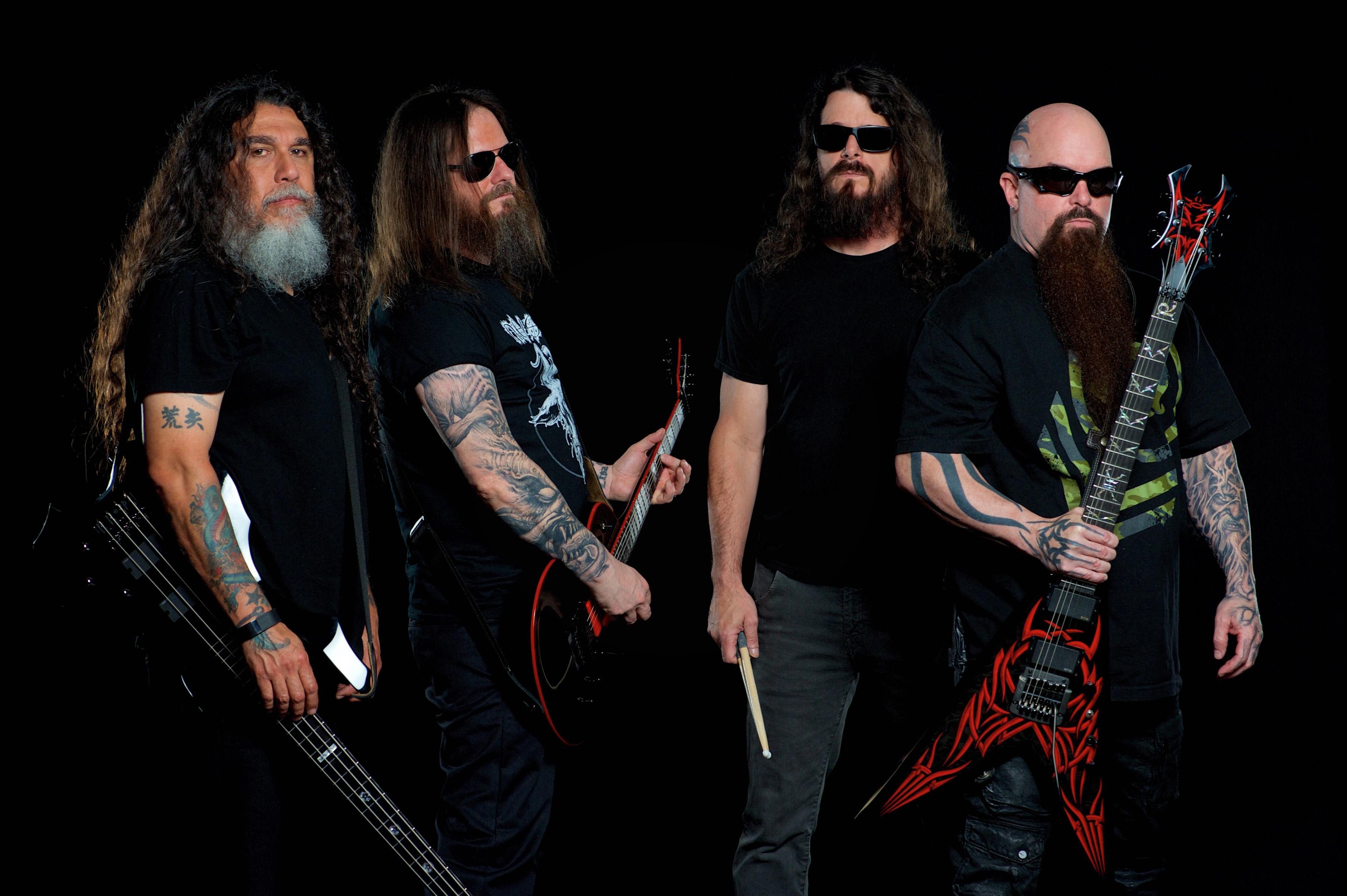 Slayer's Kerry King Details 'Spooky, Heavy' New Album 'Repentless'