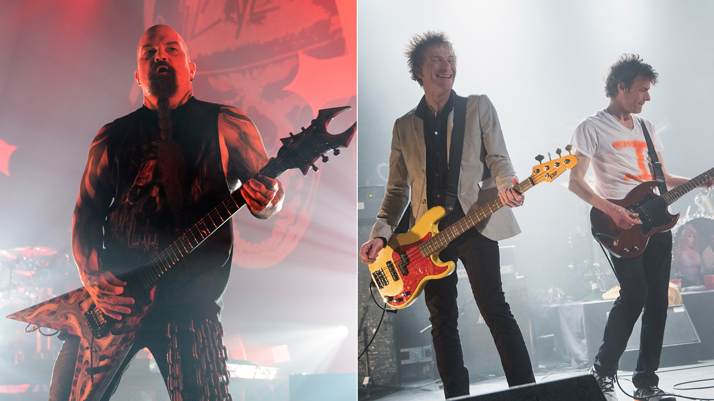Slayer, Replacements, Passion Pit Headlining Converse Boston Fest