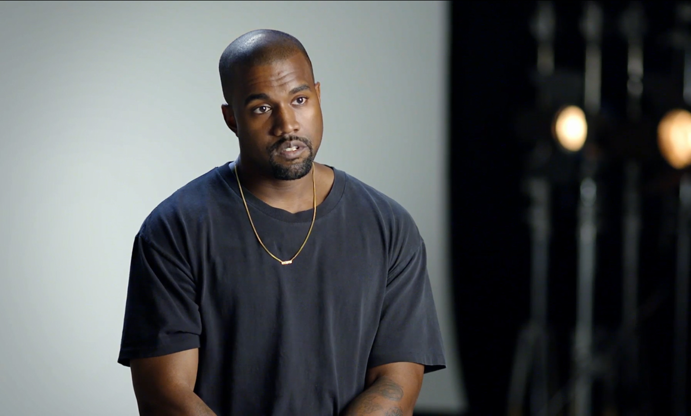 Kanye West: 'I Don't Care About Having a Legacy'