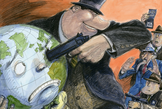 Gangster Bankers: Too Big to Jail – Rolling Stone