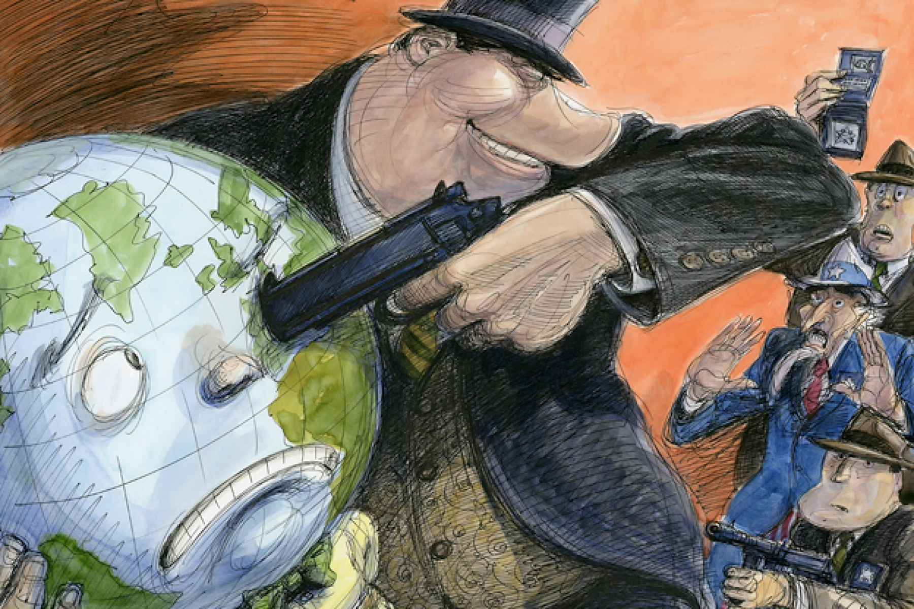Gangster Bankers: Too Big to Jail - Rolling Stone