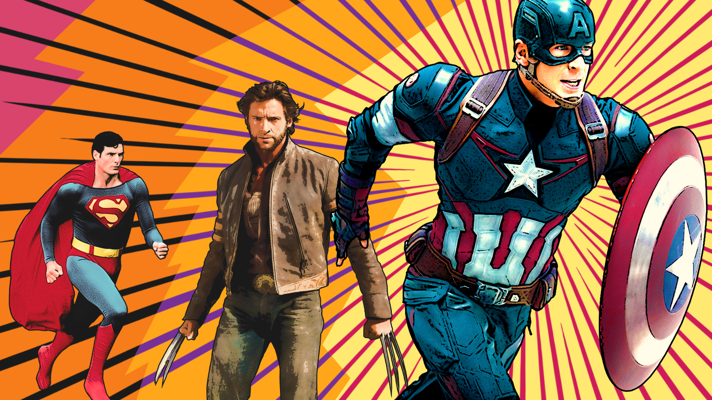 from avengers to x men a brief history of superhero movies