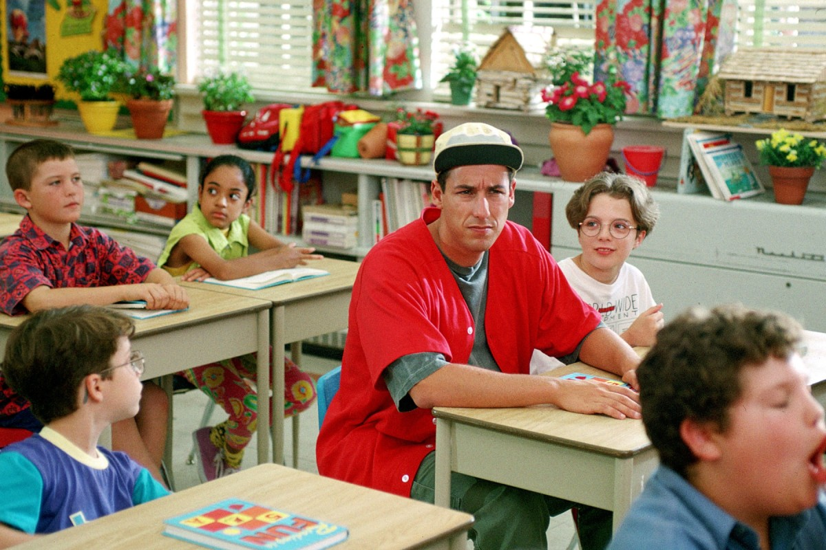 Billy Madison to grow up