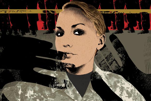 The Rape Of Petty Officer Blumer