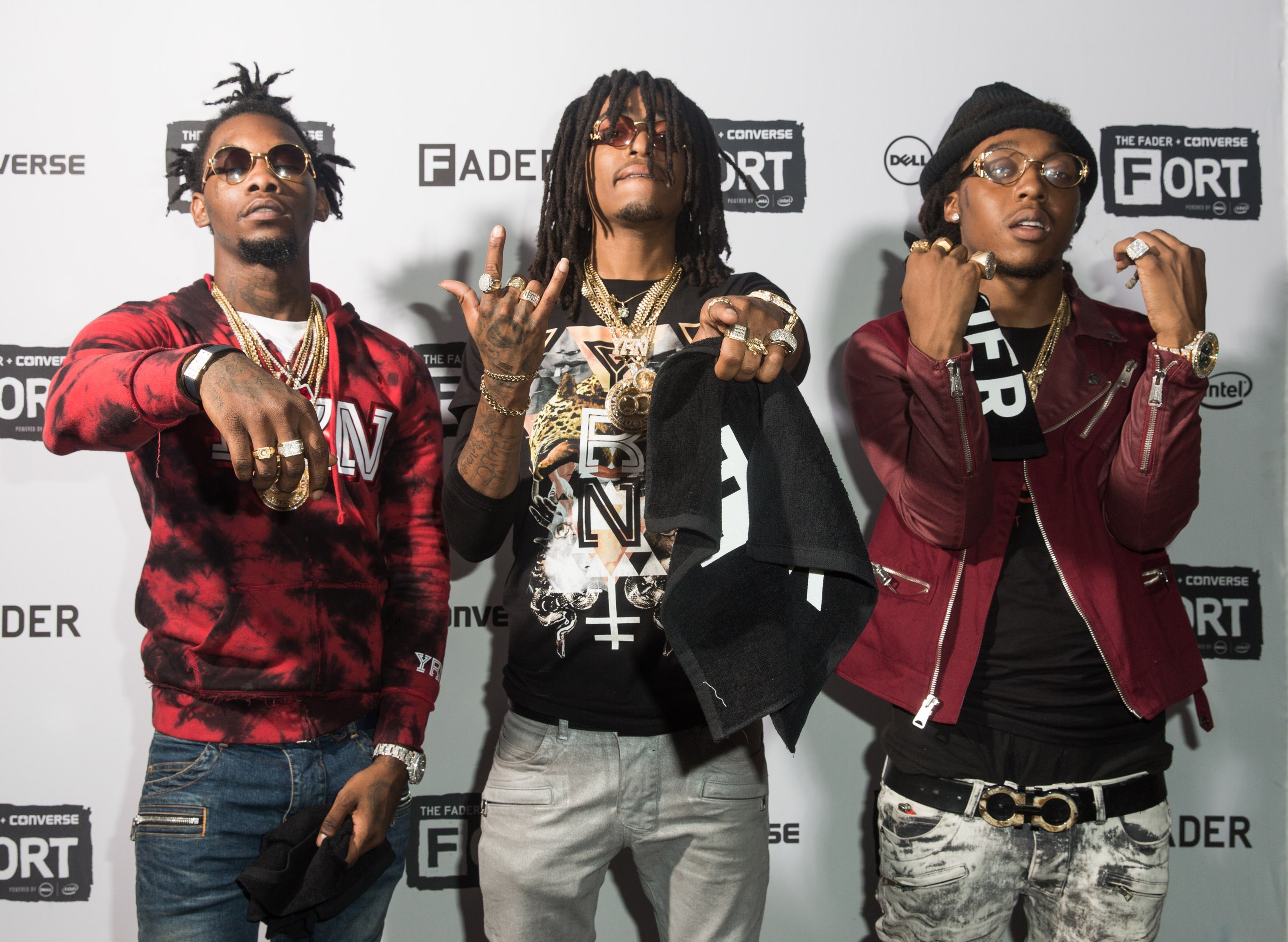 Migos Members Arrested On Guns Drugs Charges After Concert