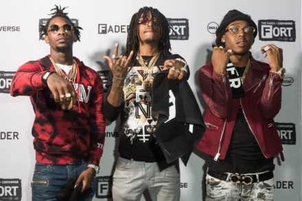 Migos Members Arrested on Guns, Drugs Charges After Concert