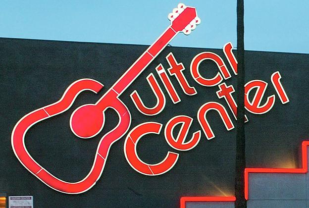Guitar Center Employees Unionize in New York