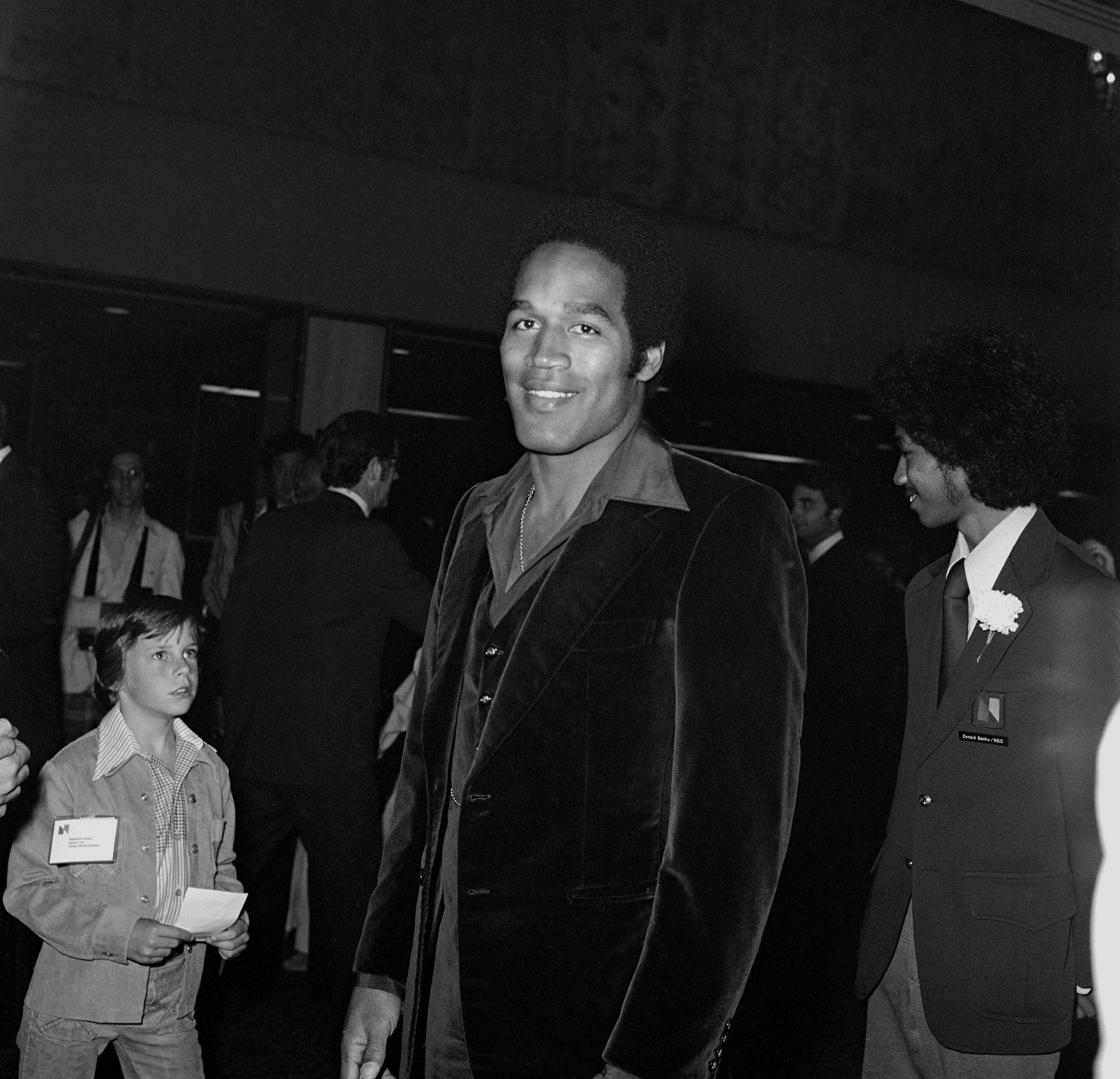 NFL player, actor, O.J.Simpson