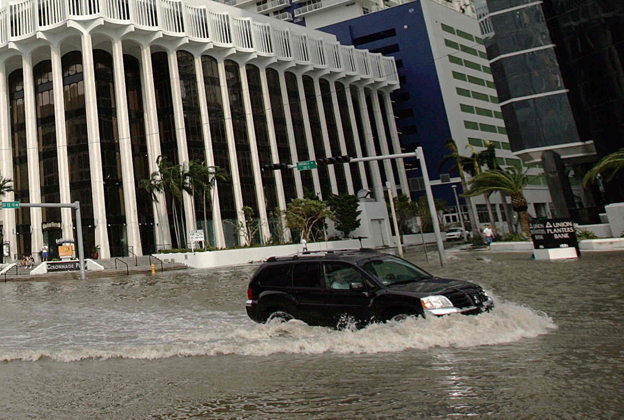Miami: How Rising Sea Levels Endanger South Florida