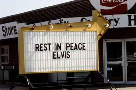 Elvis Presley: Funeral in Memphis – Rolling Stone