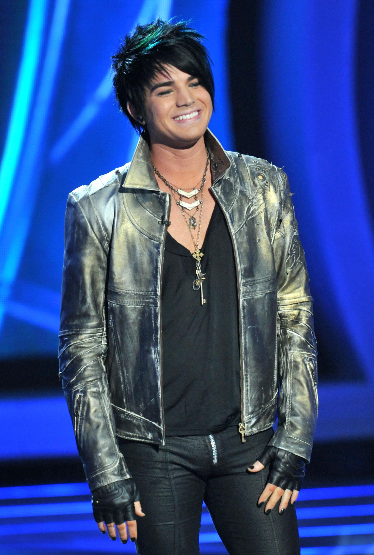 Adam Lambert Wild Idol Rolling Stone