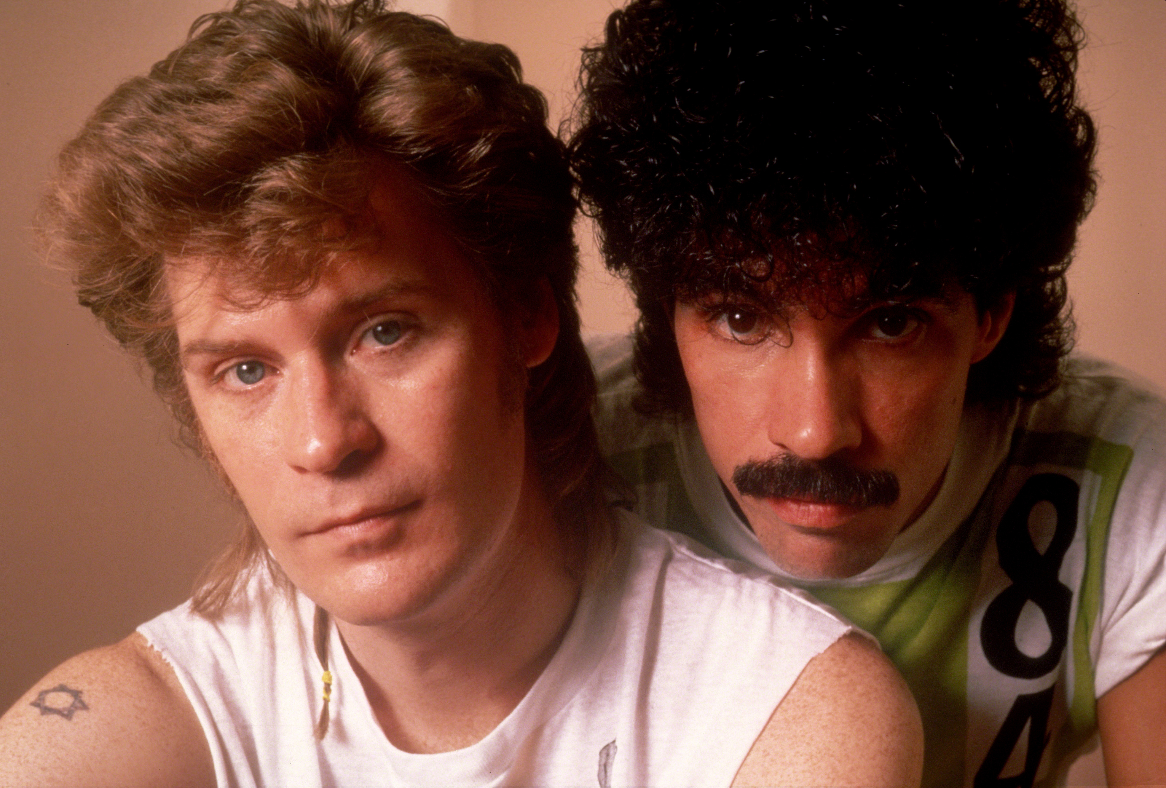 Hall and oatesthe self righteous brothers rolling stone daryl hall john oates m4hsunfo