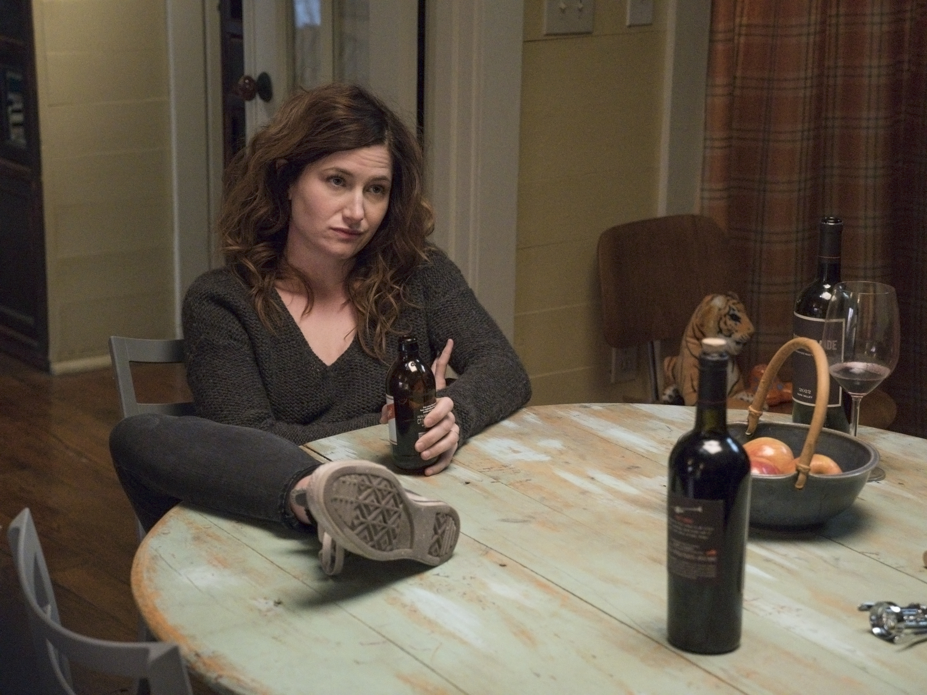 Kathryn Hahn on 'Happyish' and Finding Her Inner 'Fartist' - Rolling Stone