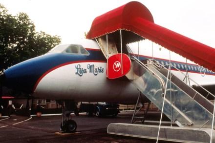 Elvis' Custom-Designed Planes Will Remain at Graceland