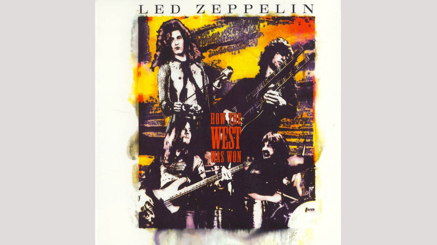 Led Zeppelin, 'How the West Was ...