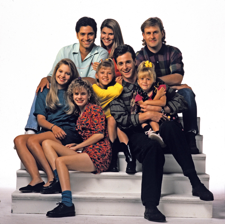 Lifetime Developing 'Unauthorized Full House' Movie