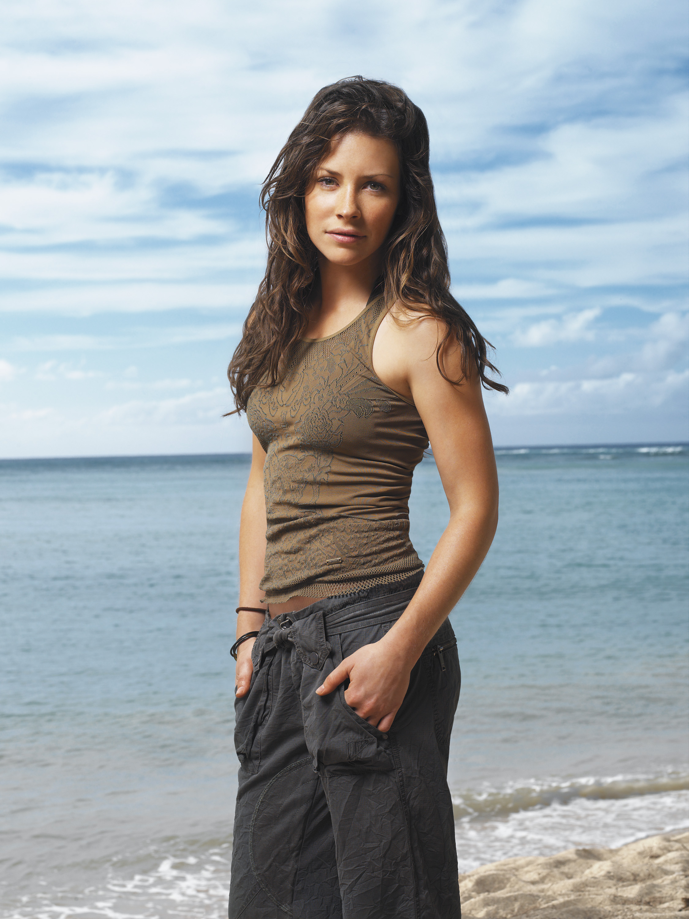 Evangeline Lilly: Little Girl Lost - Rolling Stone