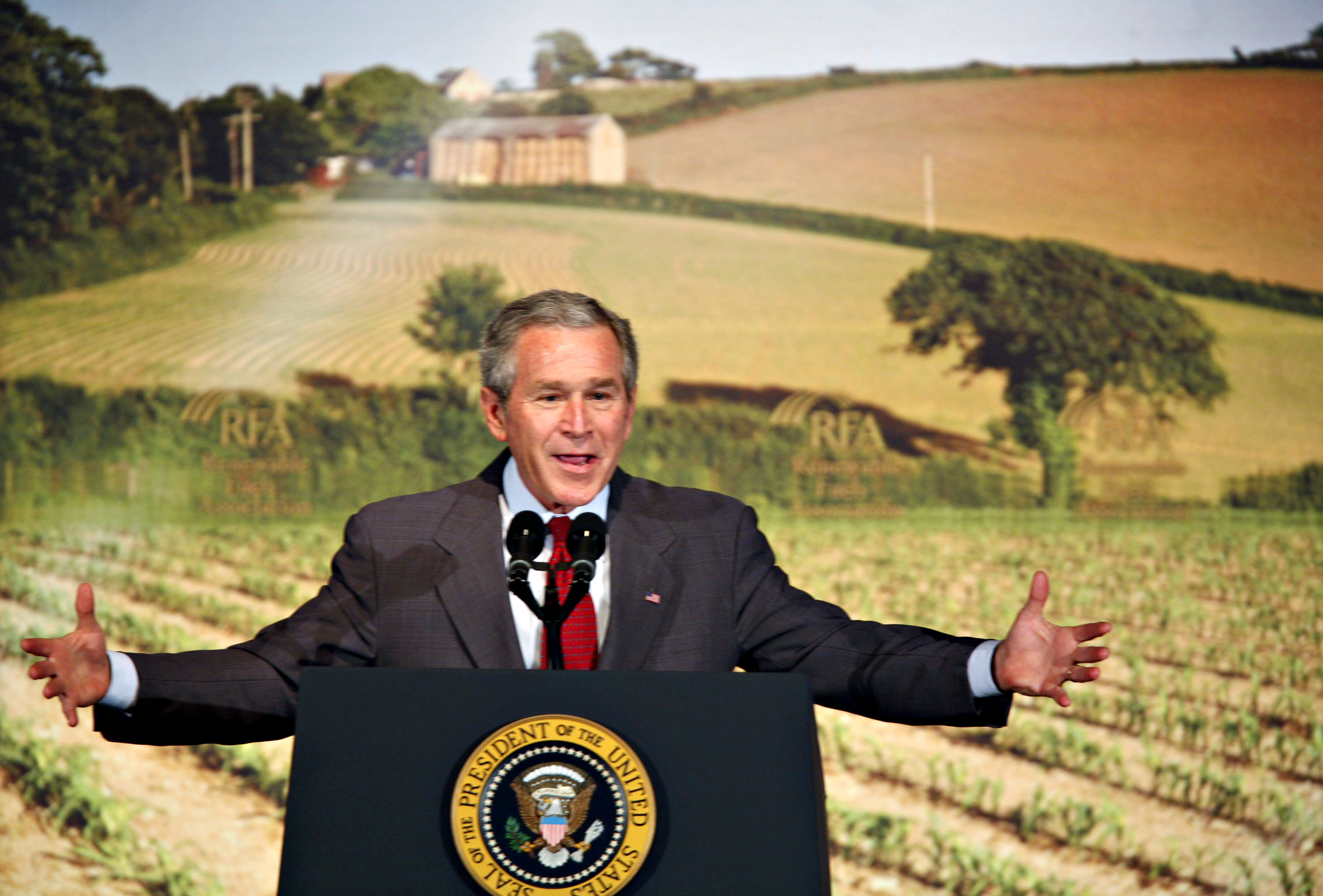 George W Bush The Worst President In History Rolling Stone