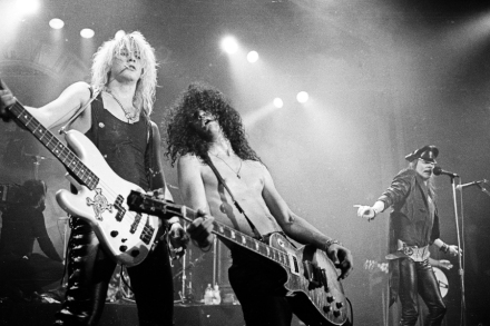 The Hard Truth About Guns N' Roses – Rolling Stone