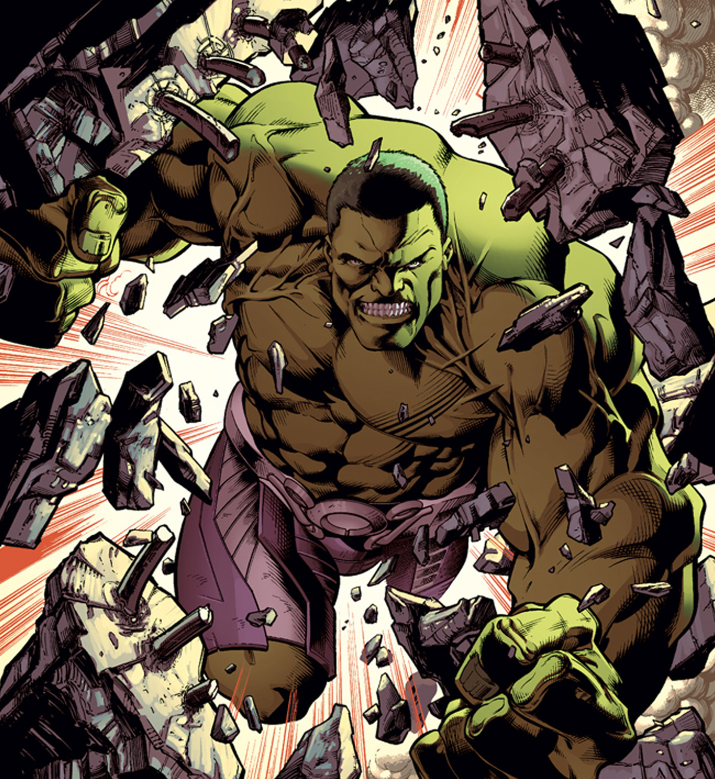 Stan Lee On The Incredible Hulk's Path To 'Age Of Ultron