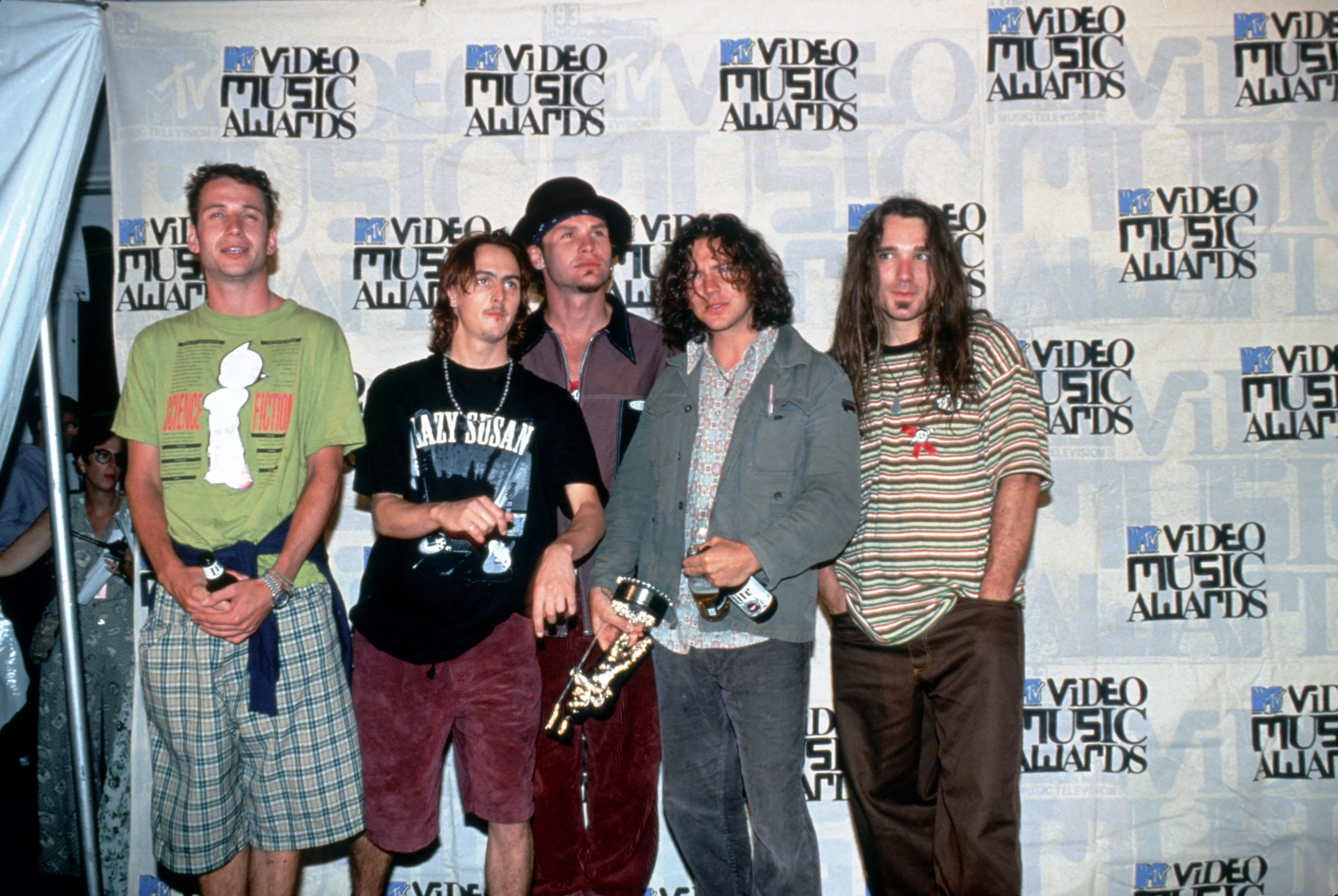 Pearl Jam  Five Against the World – Rolling Stone 9540ae281