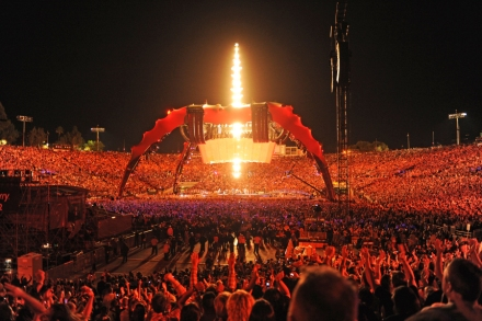 U2, Live From Outer Space: Launching the Biggest Tour of All