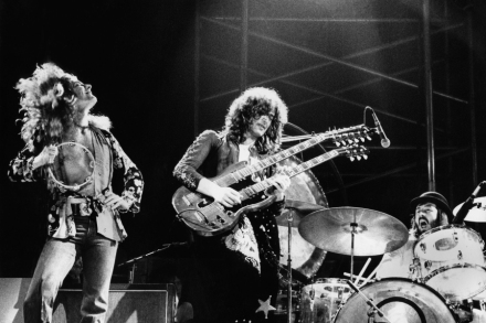 The Long Shadow of Led Zeppelin – Rolling Stone