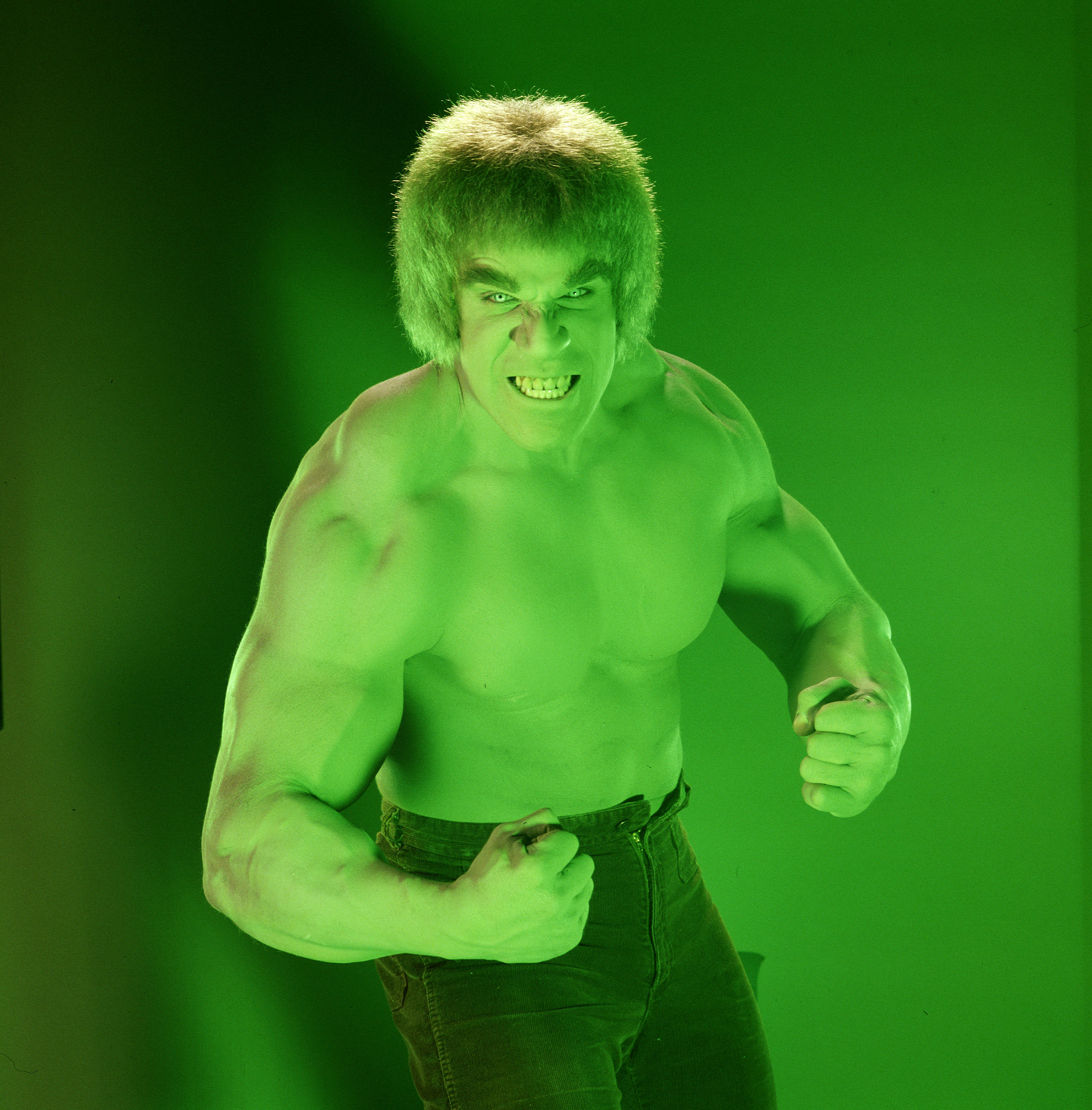 How 'The Incredible Hulk' Conquered Seventies TV