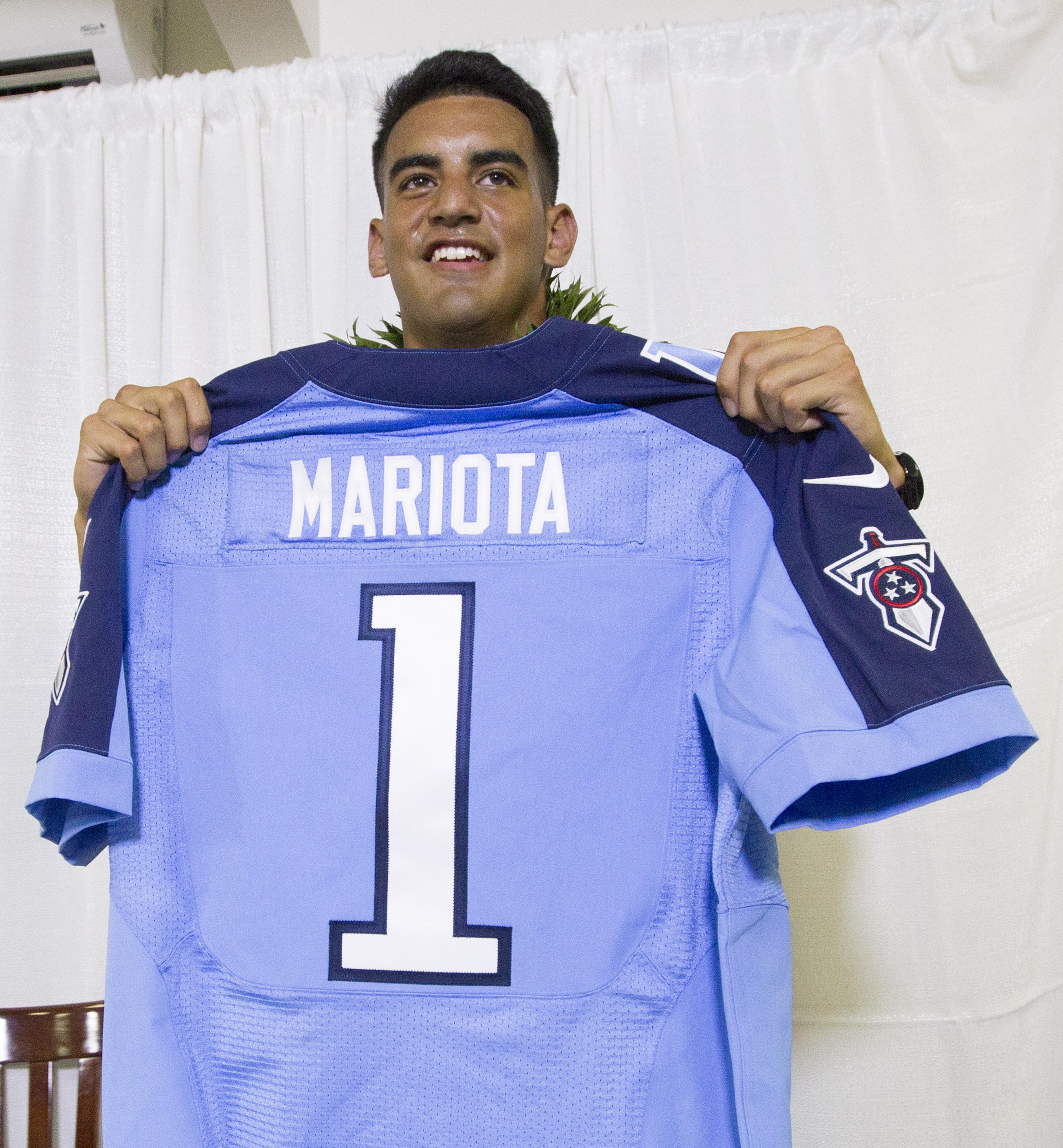 c7833bde1 The NFL Draft  Marcus Mariota s Titanic Potential – Rolling Stone