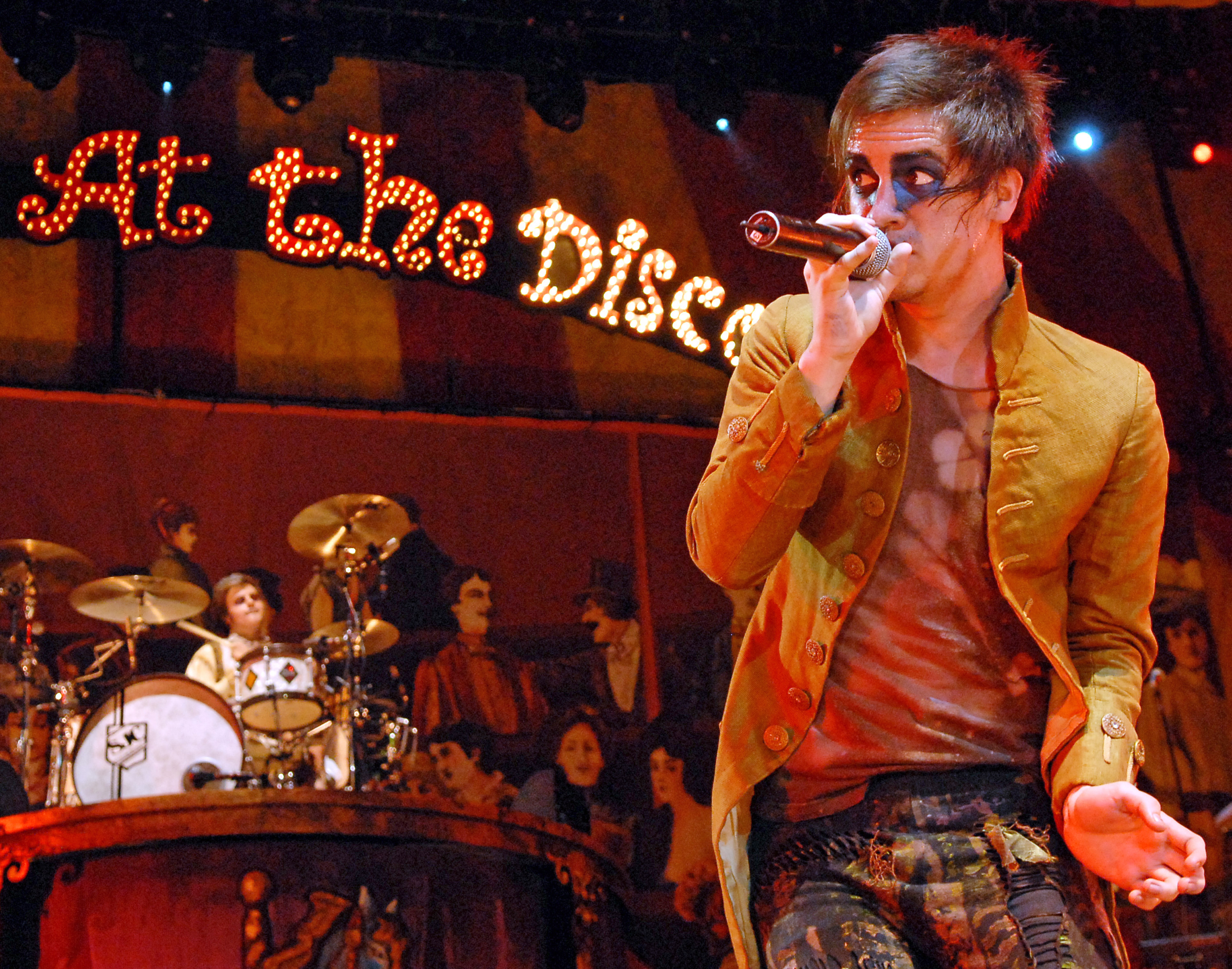 f2a84275 Panic! at the Disco: High School Musical – Rolling Stone