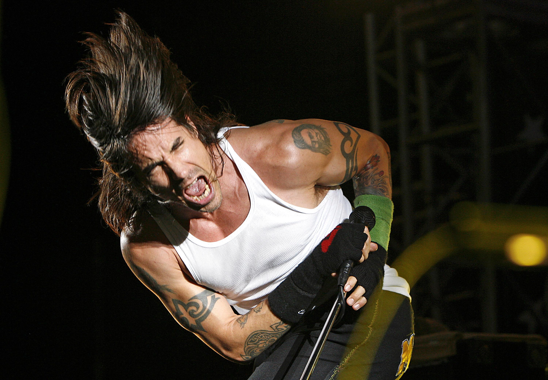John frusciante rhcp tattoo