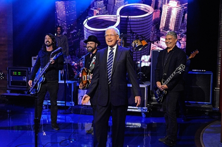 David Letterman's Top 10 Musical Moments – Rolling Stone