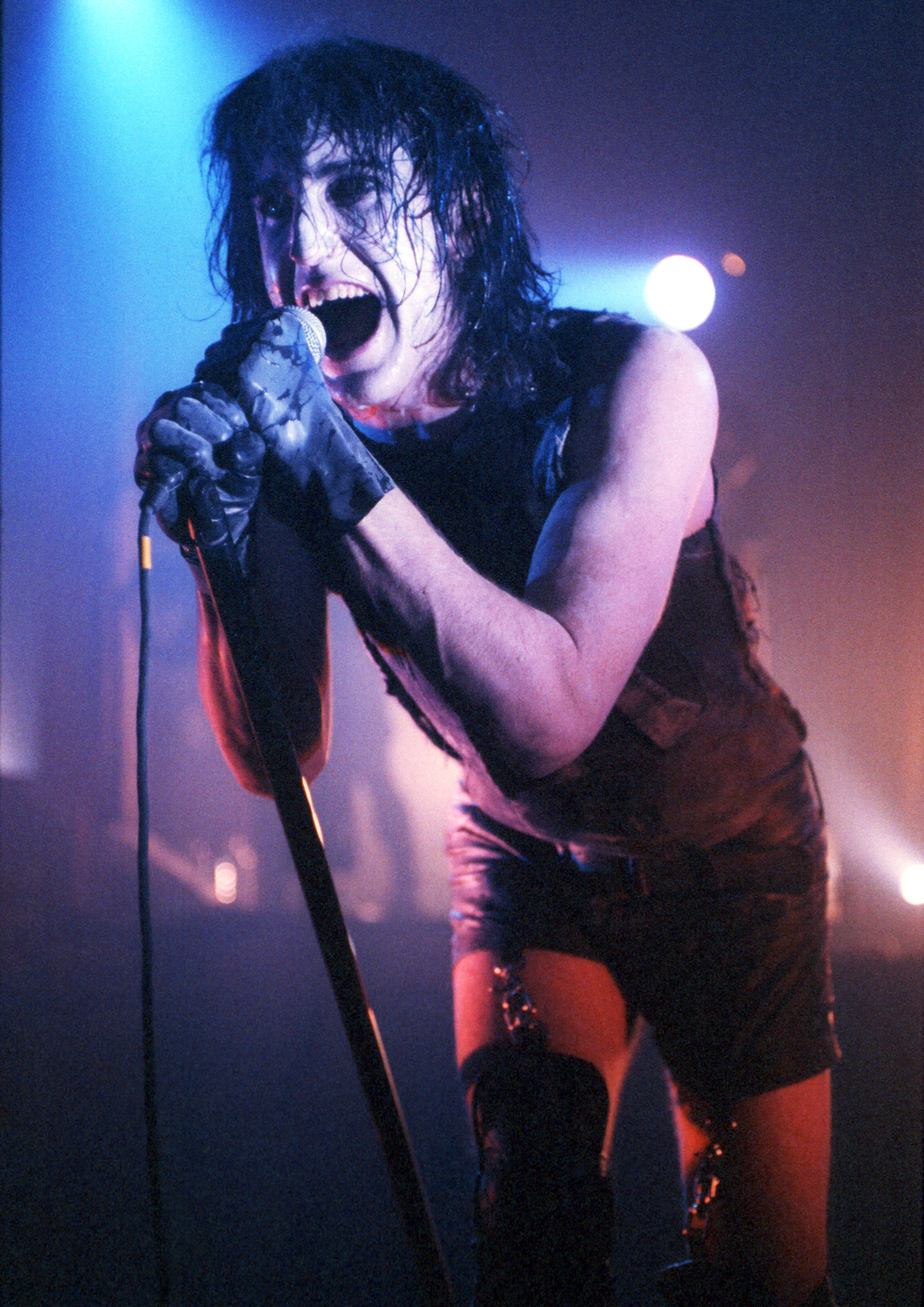 Nine Inch Nails Love It To Death Rolling Stone