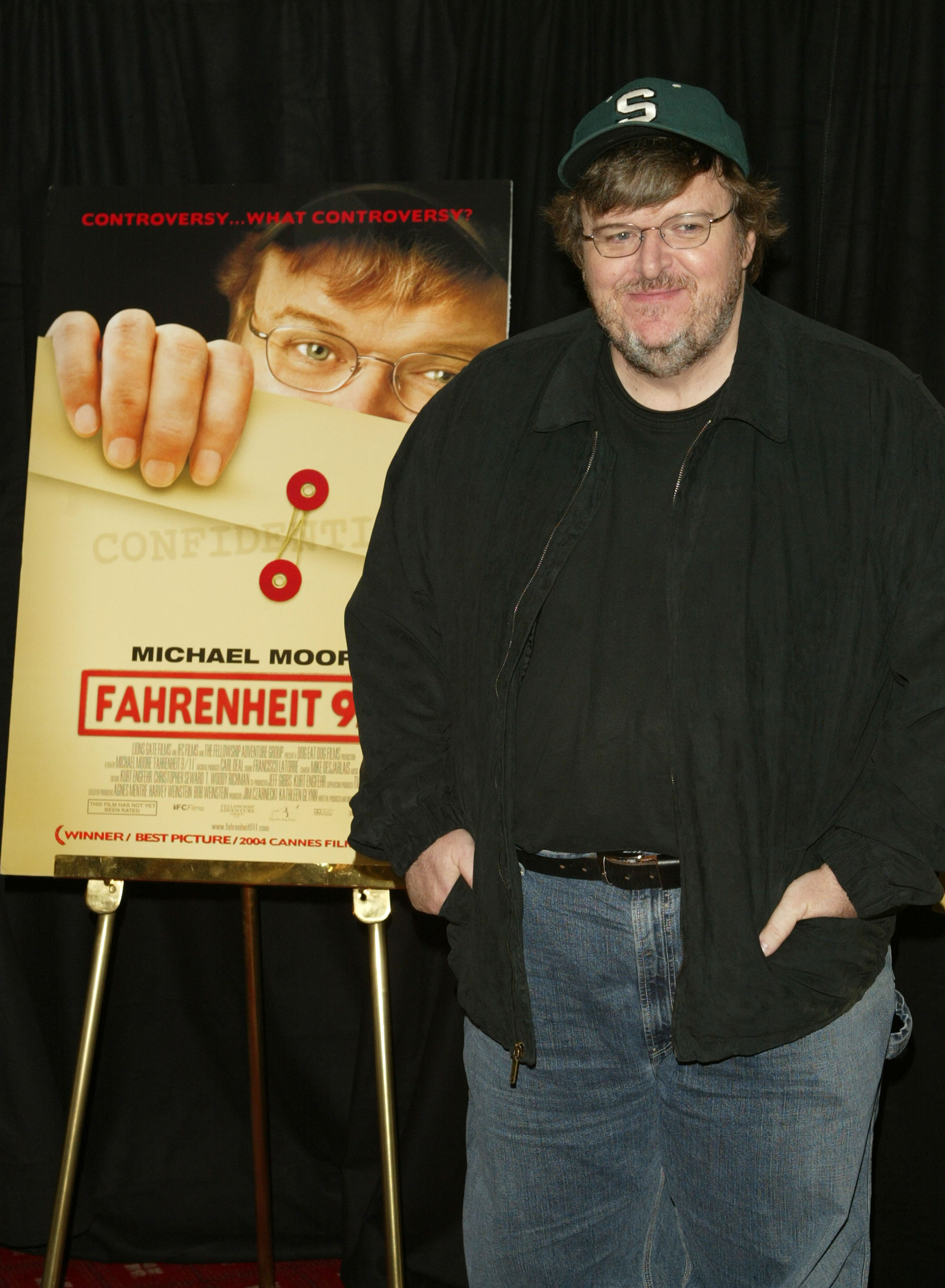 Michael Moore S Patriot Act Rolling Stone