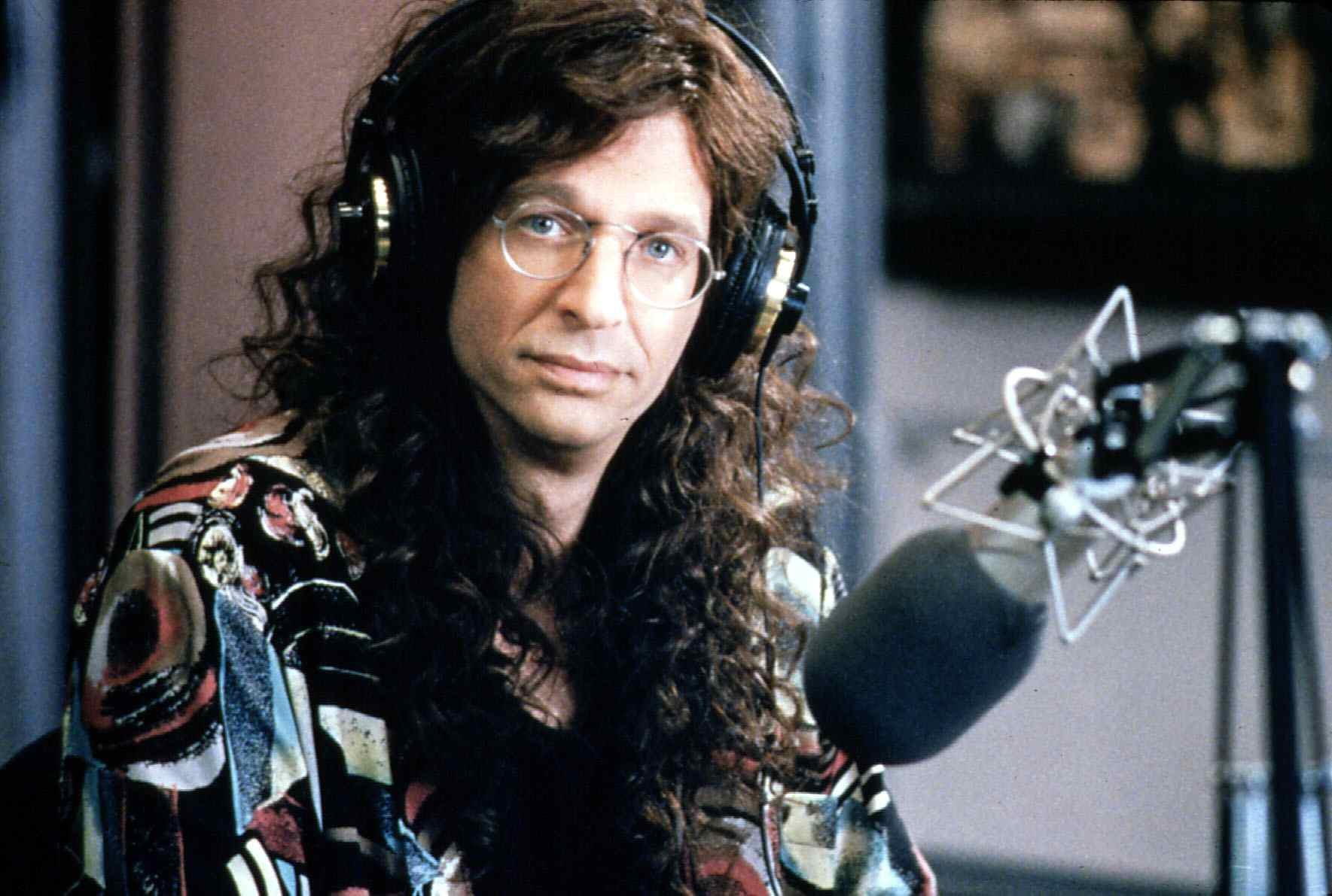 Private Parts, Howard Stern