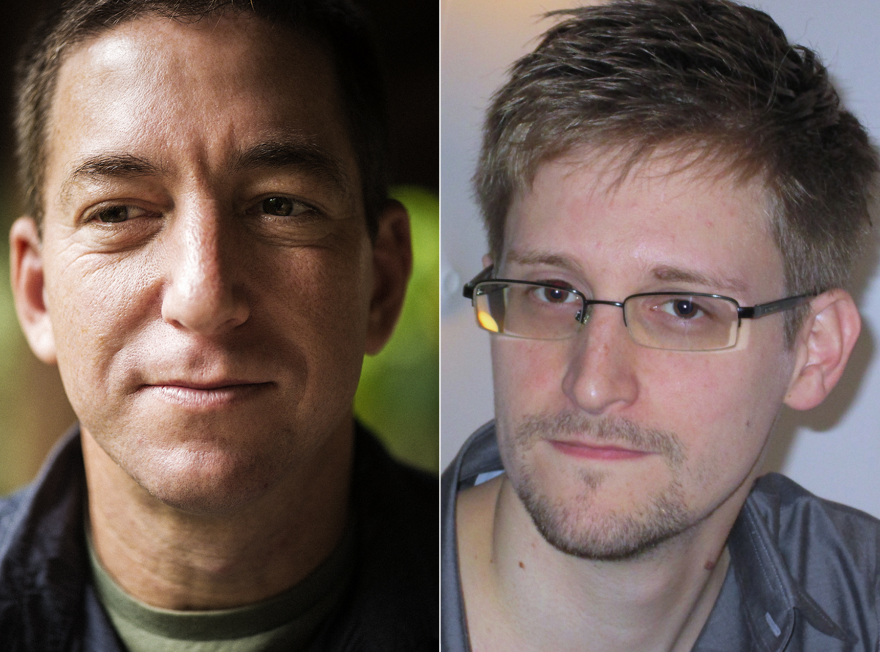 Snowden and Greenwald: The Men Who Leaked the Secrets