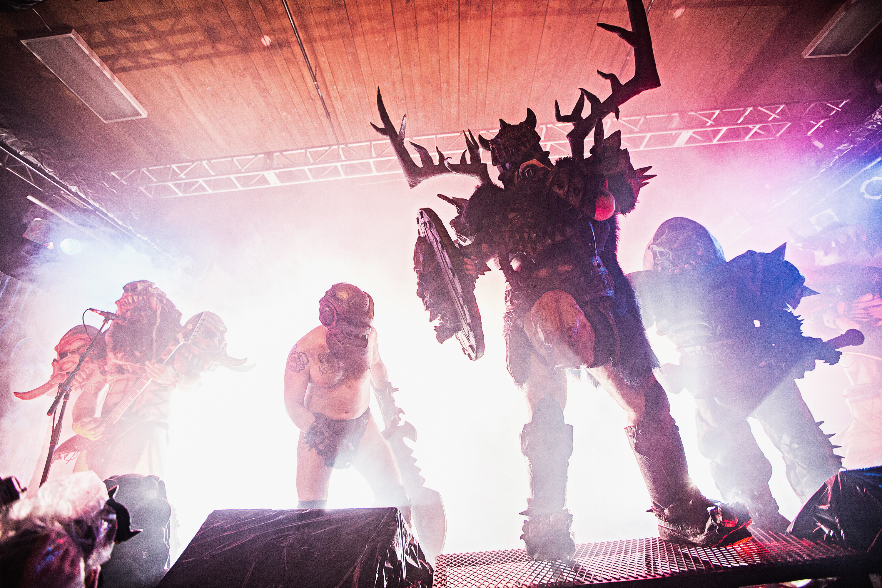 Gwar to Tell Band's History in 'Let There Be Gwar' Book