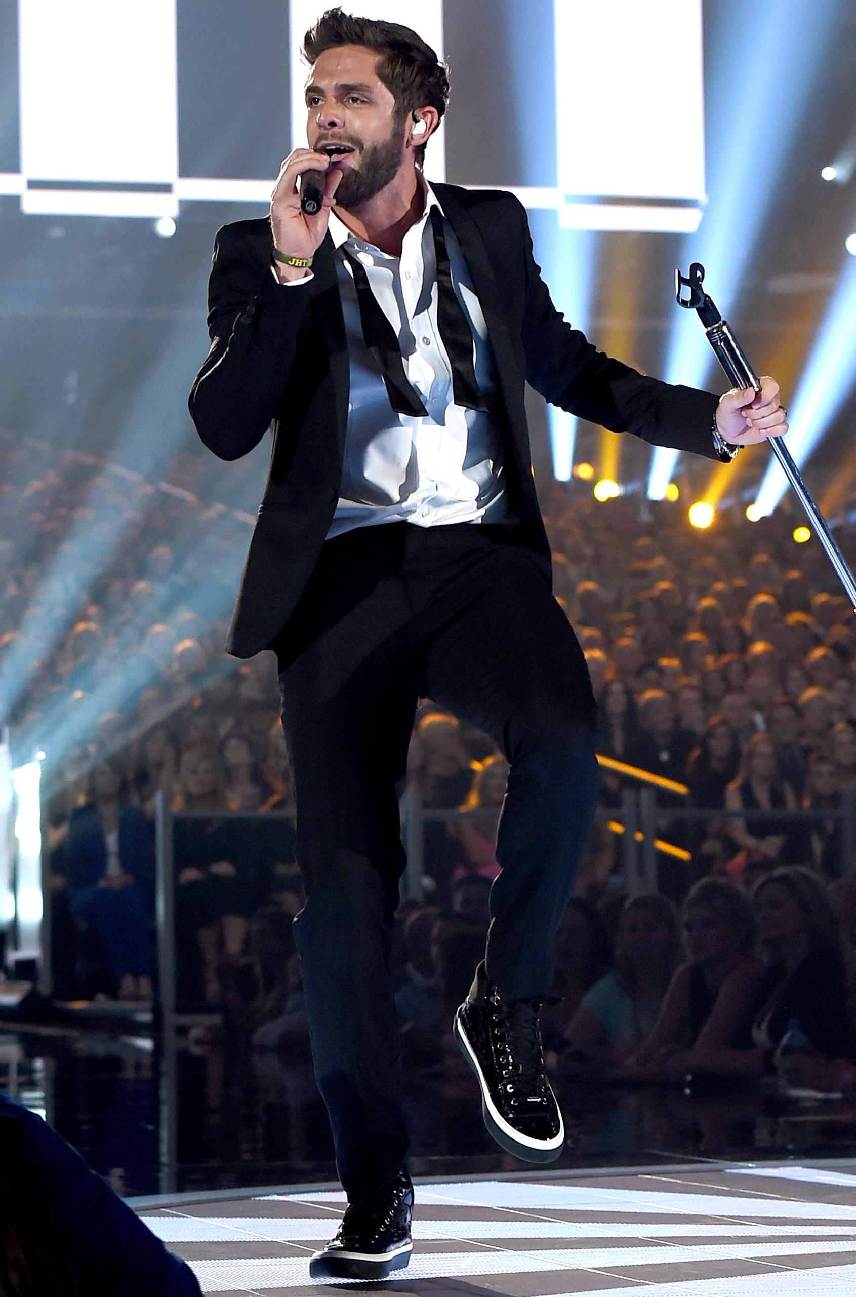 Thomas Rhett: Inside a Country Star's Soul Reinvention