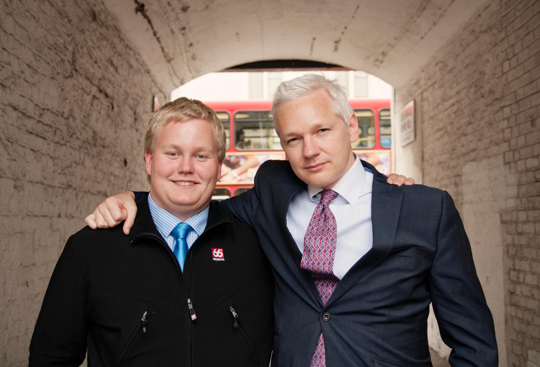 The WikiLeaks Mole: How Siggi Thordarson Betrayed Julian Assange - Rolling Stone