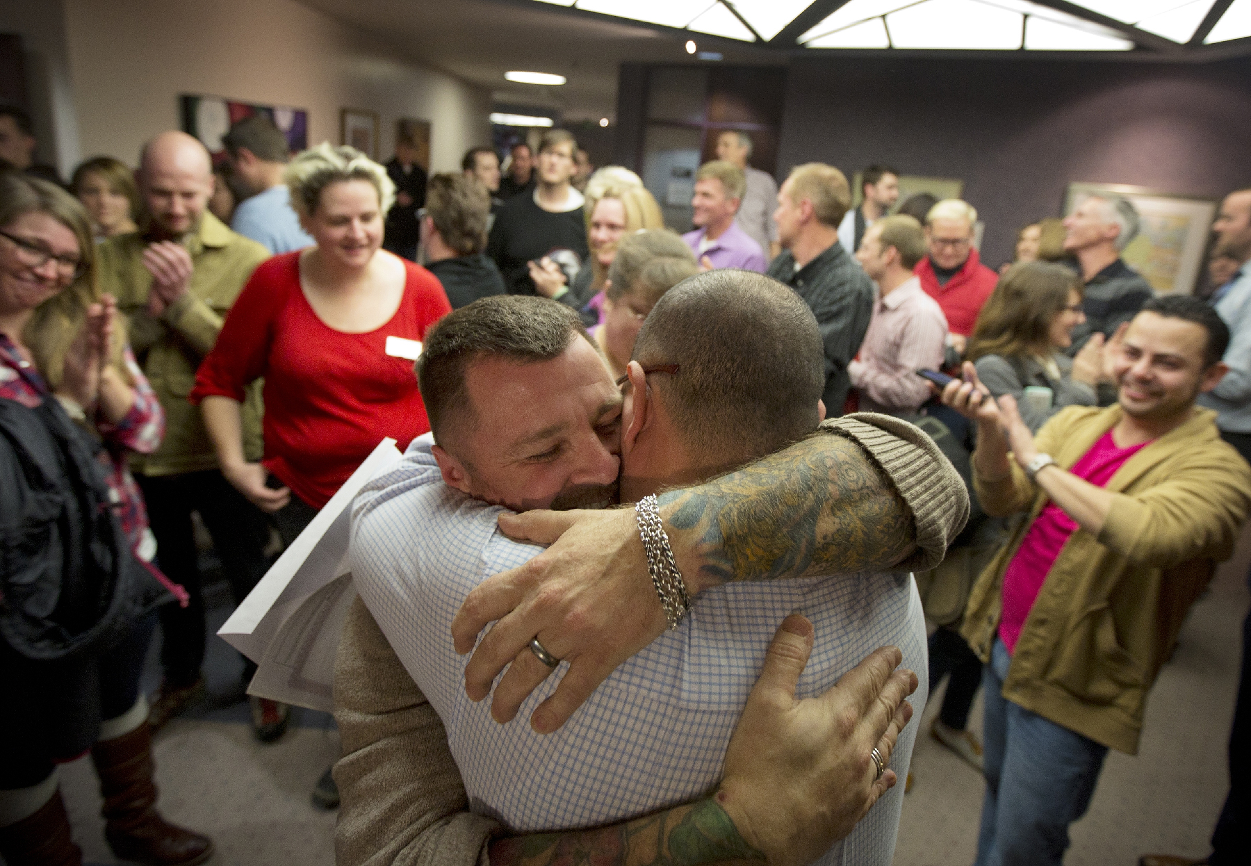Five Reasons Same-Sex Marriage Is Sweeping the Nation