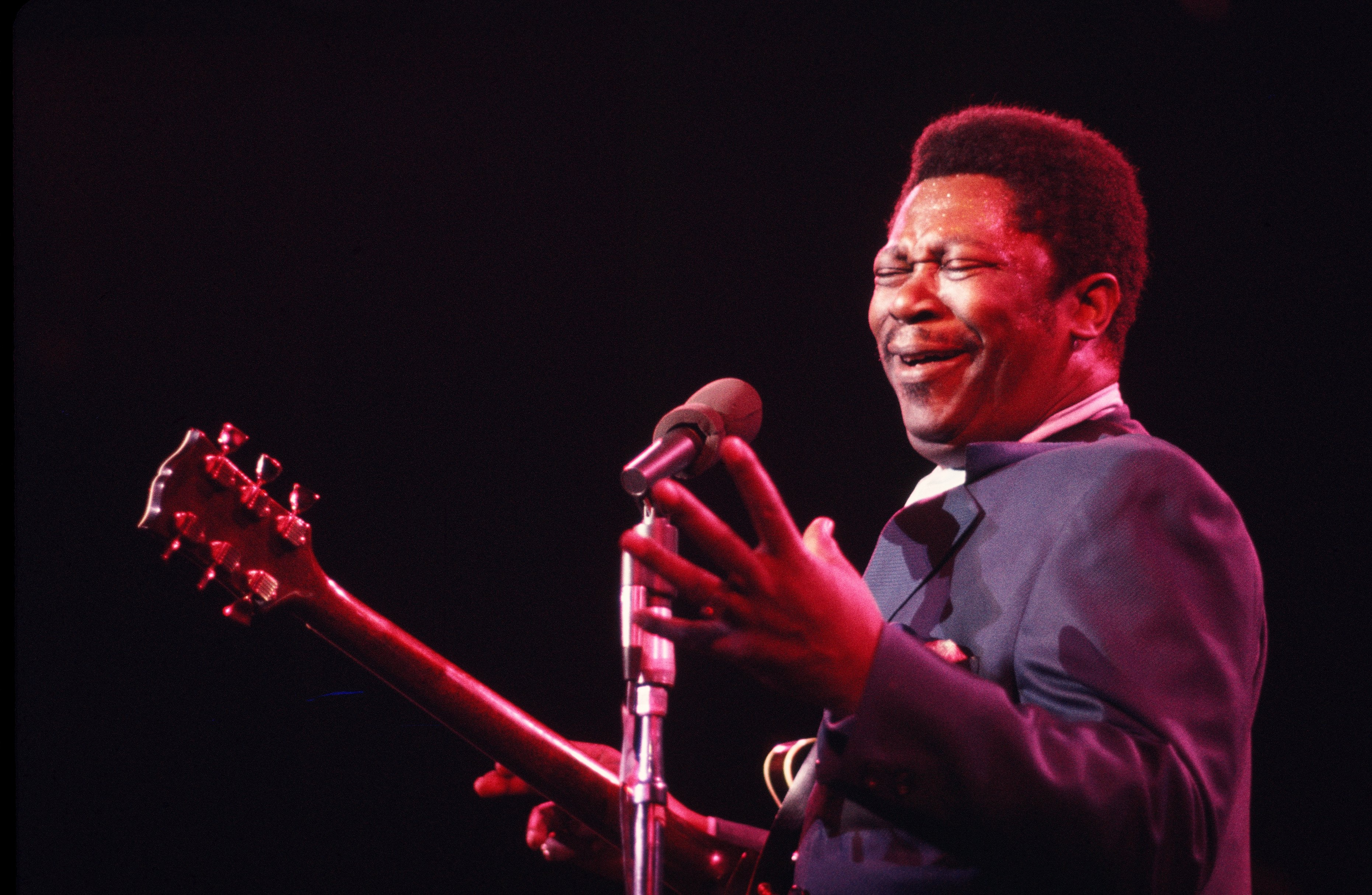 b b king s 10 greatest songs rolling stone. Black Bedroom Furniture Sets. Home Design Ideas