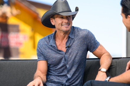 Tim McGraw to Star in New Crime Drama TV Series 'Robbers'