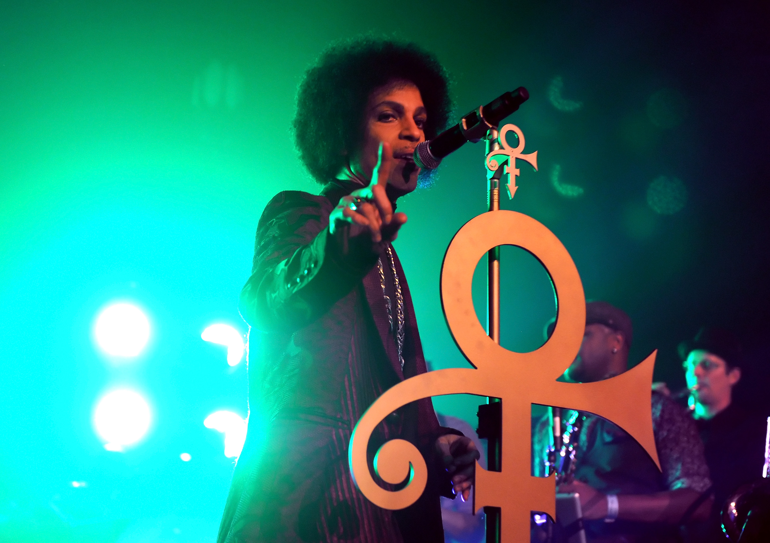 Hear Prince's Freddie Gray Protest Song 'Baltimore'