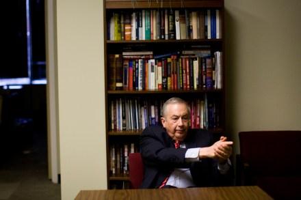 Larry Pratt Is the Gun Lobby's Secret Weapon – Rolling Stone